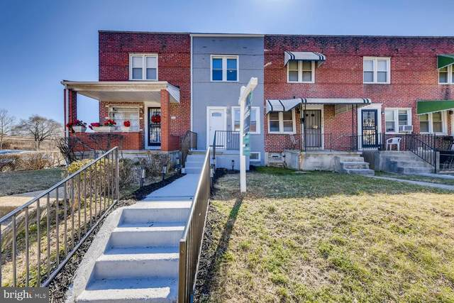 2627 W Lafayette Avenue, BALTIMORE, MD 21216 (#MDBA541556) :: Advance Realty Bel Air, Inc