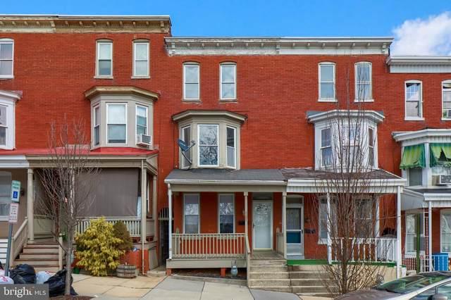307 N Penn Street, YORK, PA 17401 (#PAYK153762) :: CENTURY 21 Home Advisors