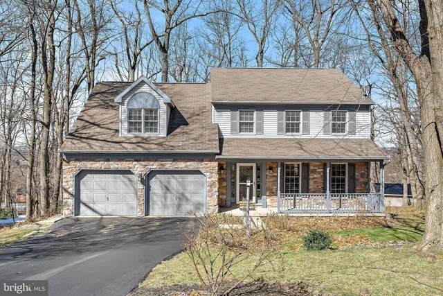 145 W Crestlyn Drive, YORK, PA 17402 (#PAYK153764) :: The Joy Daniels Real Estate Group