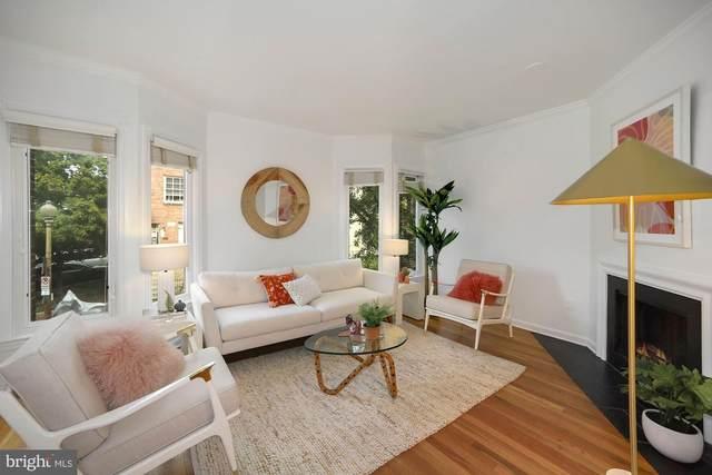 1624 Corcoran Street NW K, WASHINGTON, DC 20009 (#DCDC510472) :: Dart Homes