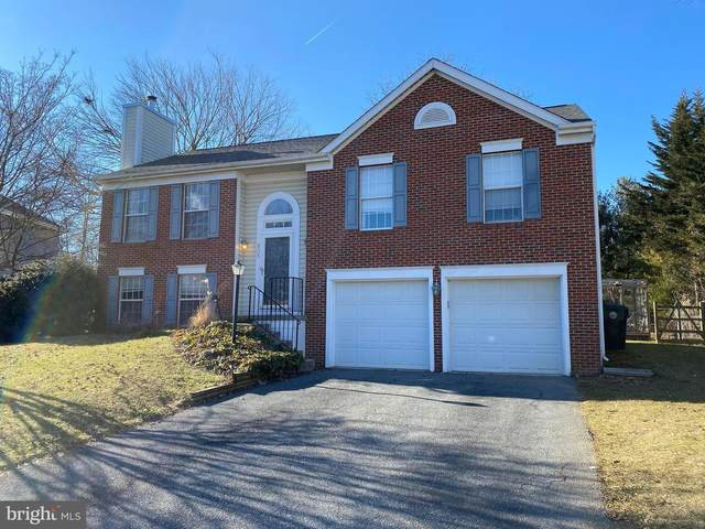 905 Sweet Gum Court, FREDERICK, MD 21701 (#MDFR278484) :: ExecuHome Realty