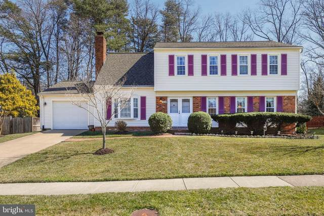 7824 Attleboro Drive, SPRINGFIELD, VA 22153 (#VAFX1183860) :: Realty One Group Performance