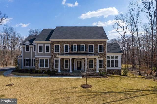 5790 Fox Chapel Estates Drive, FAIRFAX, VA 22030 (#VAFX1183888) :: RE/MAX Cornerstone Realty