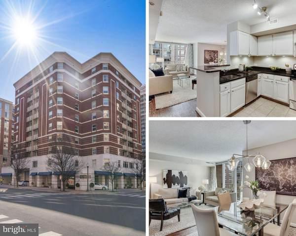 880 N Pollard Street #924, ARLINGTON, VA 22203 (#VAAR177164) :: The Riffle Group of Keller Williams Select Realtors