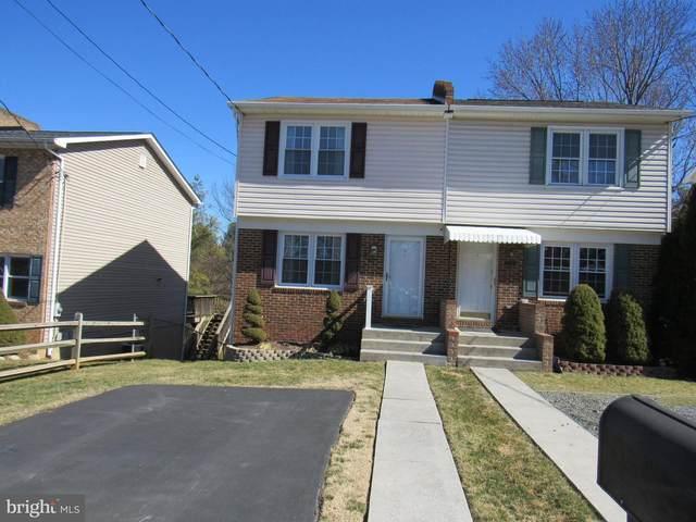827 N Shenandoah Avenue, FRONT ROYAL, VA 22630 (#VAWR142820) :: ExecuHome Realty
