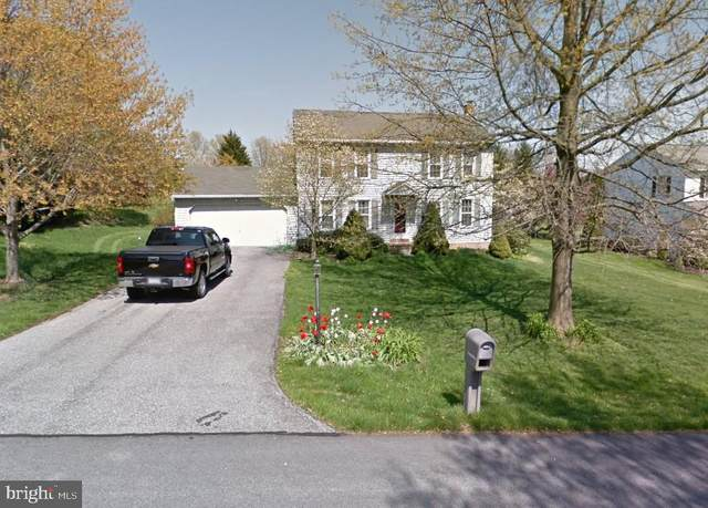 7 Cardinal Drive, GLEN ROCK, PA 17327 (#PAYK153786) :: Century 21 Dale Realty Co