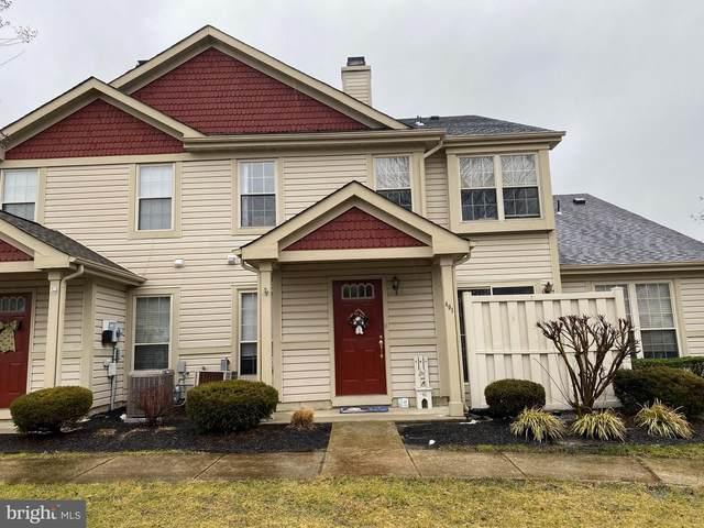 401 Steeplechase Court Eplechase, WOODBURY, NJ 08096 (#NJGL271860) :: Shamrock Realty Group, Inc