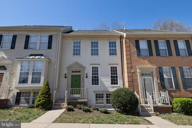 604 Brookedge Court, BOWIE, MD 20721 (#MDPG598534) :: Corner House Realty