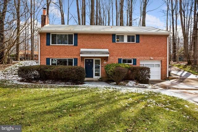 5637 Bellington Avenue, SPRINGFIELD, VA 22151 (#VAFX1183950) :: The Riffle Group of Keller Williams Select Realtors