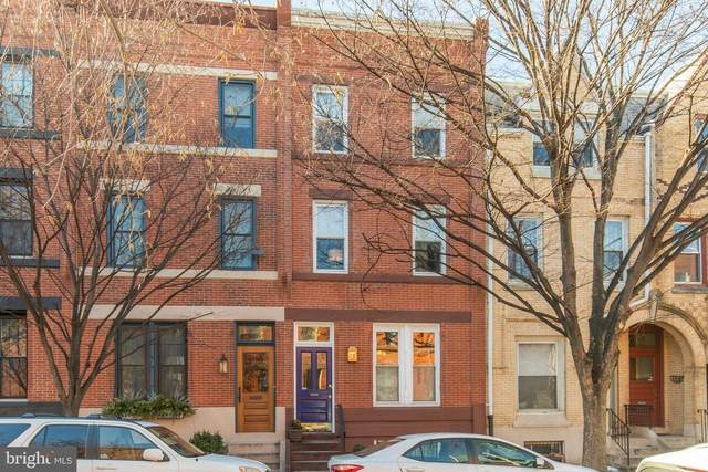 884 N 25TH Street, PHILADELPHIA, PA 19130 (#PAPH992362) :: The Lux Living Group
