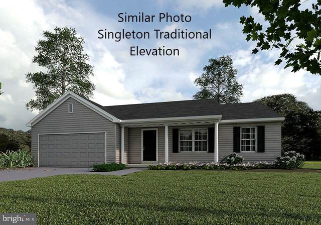 Singleton Model At Fox Run Creek, DOVER, PA 17315 (#PAYK153810) :: The Joy Daniels Real Estate Group