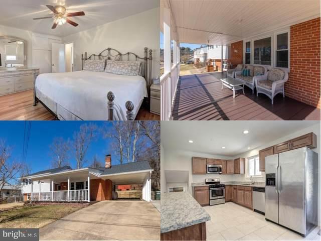 7912 Foote Lane, SPRINGFIELD, VA 22151 (#VAFX1183974) :: Sunrise Home Sales Team of Mackintosh Inc Realtors