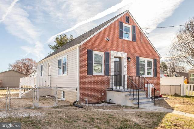 433 Margaret Avenue, BALTIMORE, MD 21221 (#MDBC521232) :: The Mike Coleman Team