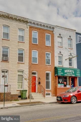 208 E Fort Avenue, BALTIMORE, MD 21230 (#MDBA541628) :: Revol Real Estate