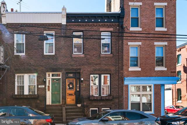 2618 Brown Street, PHILADELPHIA, PA 19130 (#PAPH992426) :: The Lux Living Group