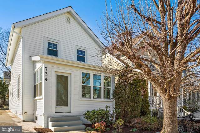 724 N Barton Street, ARLINGTON, VA 22201 (#VAAR177182) :: Tom & Cindy and Associates