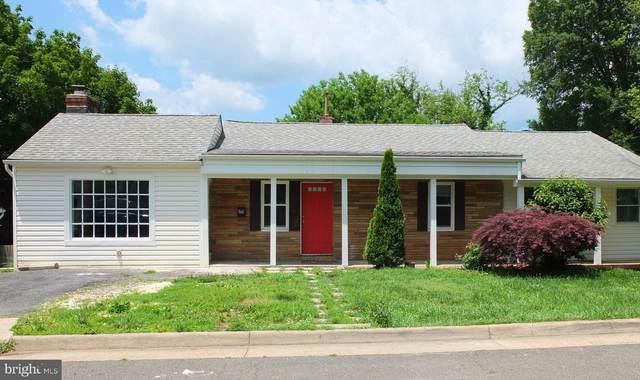 108 Moffett Avenue, WARRENTON, VA 20186 (#VAFQ169348) :: A Magnolia Home Team