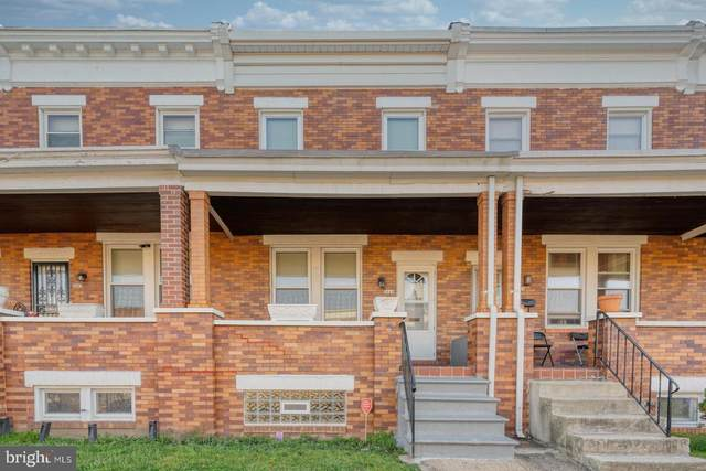 3315 Lawnview Avenue, BALTIMORE, MD 21213 (#MDBA541644) :: Network Realty Group