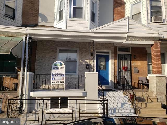 6113 Vine Street, PHILADELPHIA, PA 19139 (#PAPH992458) :: Sunrise Home Sales Team of Mackintosh Inc Realtors