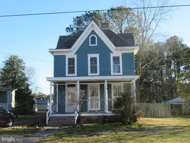 9 W Main Street, CRISFIELD, MD 21817 (#MDSO104482) :: McClain-Williamson Realty, LLC.