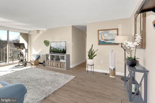2500 N Van Dorn Street #608, ALEXANDRIA, VA 22302 (#VAAX256752) :: Dart Homes