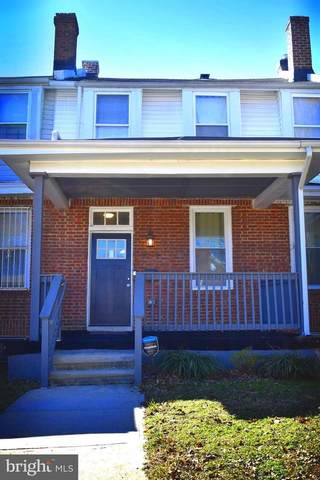 3515 Liberty Heights Avenue, BALTIMORE, MD 21215 (#MDBA541652) :: Lucido Agency of Keller Williams
