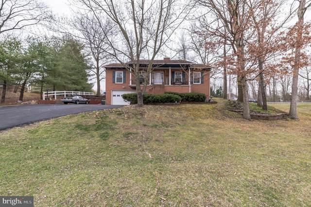 100 Oak Ridge, STEPHENS CITY, VA 22655 (#VAFV162448) :: Berkshire Hathaway HomeServices McNelis Group Properties