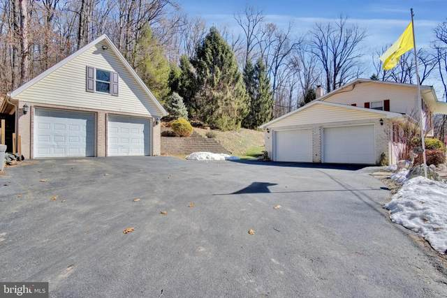 415 Big Spring Road, NEW CUMBERLAND, PA 17070 (#PAYK153840) :: TeamPete Realty Services, Inc