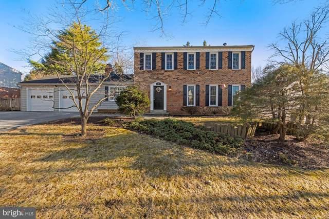 2 Woodsend Place, ROCKVILLE, MD 20854 (#MDMC746616) :: Sunrise Home Sales Team of Mackintosh Inc Realtors
