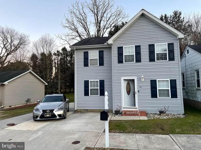 86 Washington Street, DOVER, DE 19901 (MLS #DEKT246822) :: Kiliszek Real Estate Experts