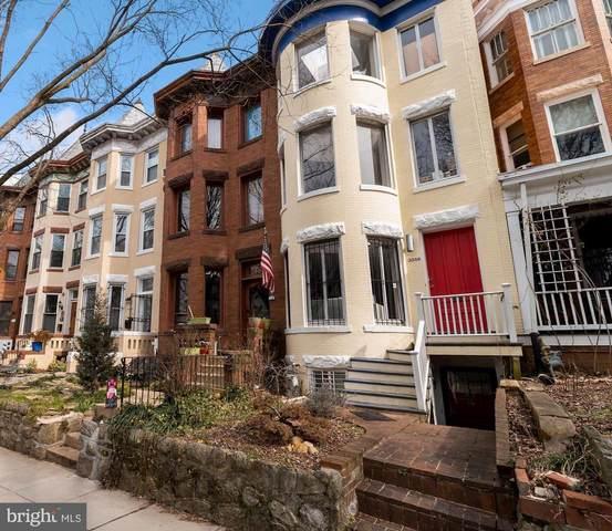 3361 18TH Street NW, WASHINGTON, DC 20010 (#DCDC510610) :: Bob Lucido Team of Keller Williams Integrity