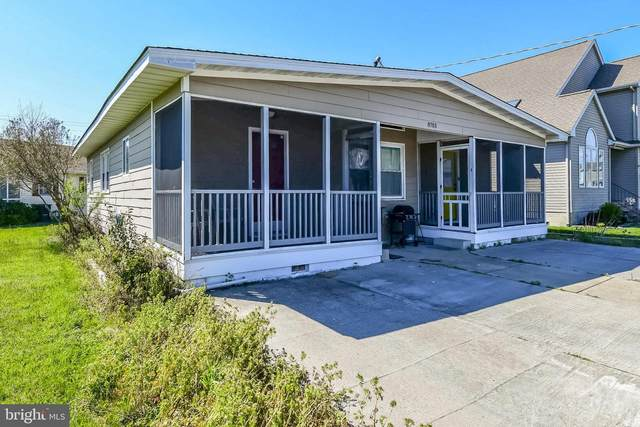 8703 Caribbean Drive A, OCEAN CITY, MD 21842 (#MDWO120568) :: The Riffle Group of Keller Williams Select Realtors