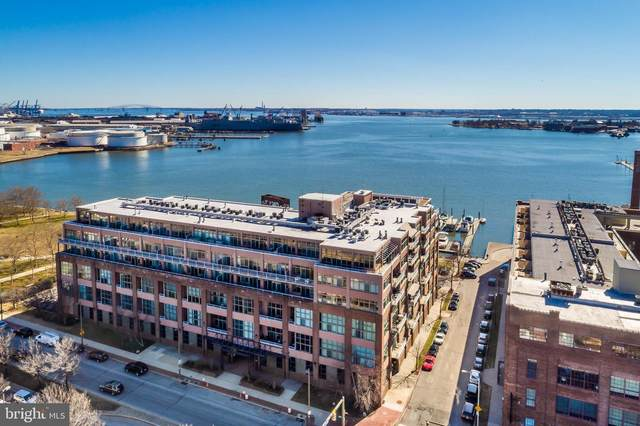 2901 Boston Street #102, BALTIMORE, MD 21224 (#MDBA541670) :: The Dailey Group