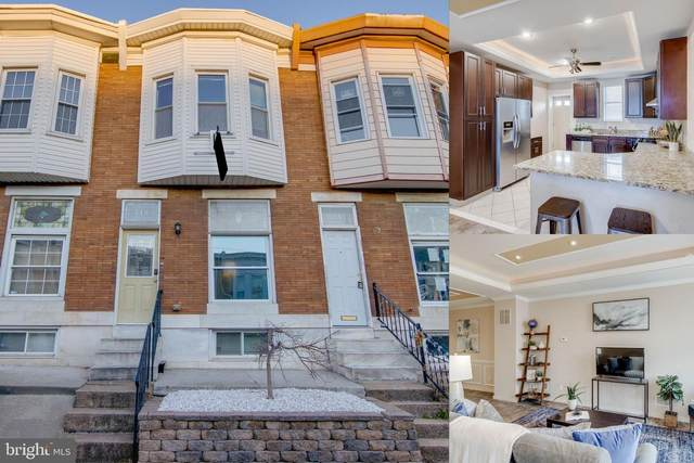 519 S Macon Street, BALTIMORE, MD 21224 (#MDBA541674) :: HergGroup Greater Washington