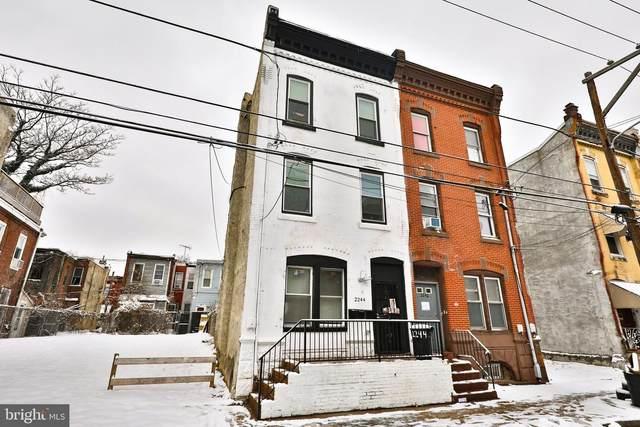 2244 N 16TH Street, PHILADELPHIA, PA 19132 (MLS #PAPH992556) :: Kiliszek Real Estate Experts