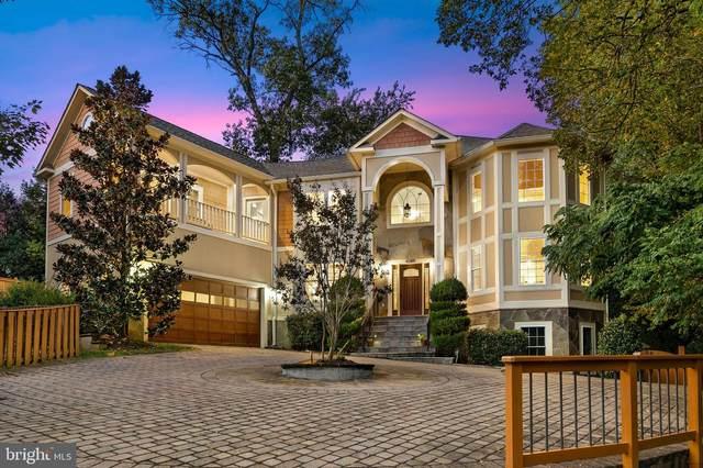 4389 Old Dominion Drive, ARLINGTON, VA 22207 (#VAAR177204) :: SURE Sales Group
