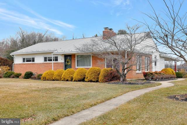 900 Noland Drive, HAGERSTOWN, MD 21740 (#MDWA178110) :: ExecuHome Realty