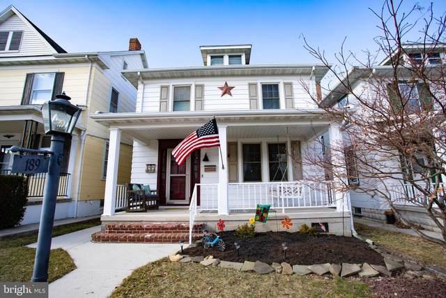 189 2ND Avenue, HANOVER, PA 17331 (#PAYK153872) :: CENTURY 21 Home Advisors