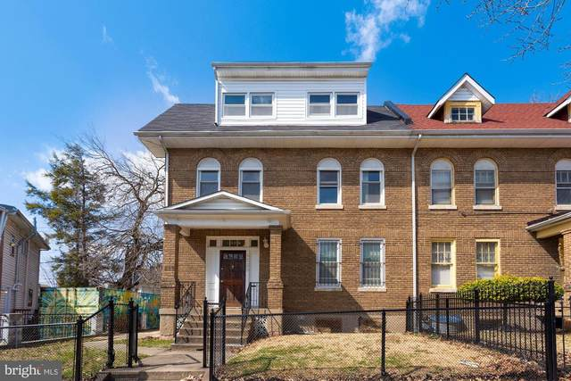 4320 Kansas Avenue NW, WASHINGTON, DC 20011 (#DCDC510658) :: The Riffle Group of Keller Williams Select Realtors