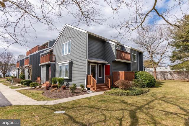 1000 Talon Drive #6, REHOBOTH BEACH, DE 19971 (#DESU178520) :: RE/MAX Main Line