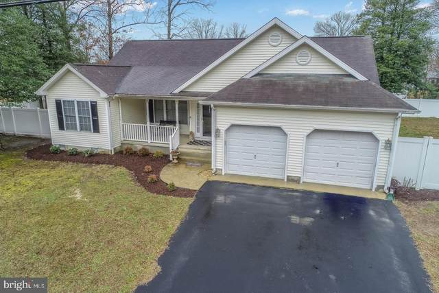 207 Sandy Beach Drive, DAGSBORO, DE 19939 (#DESU178522) :: Keller Williams Real Estate