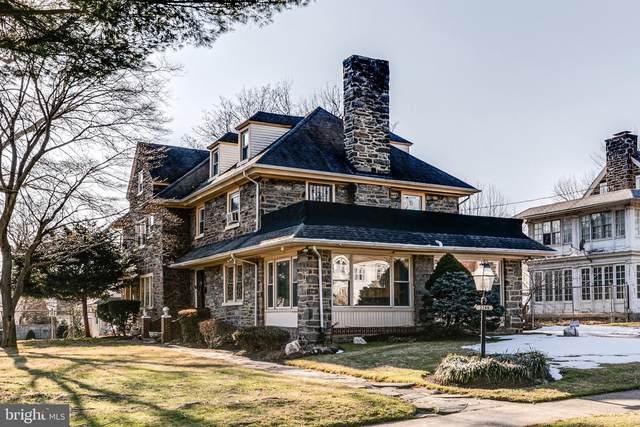 2284 Bryn Mawr Avenue, PHILADELPHIA, PA 19131 (#PAPH992636) :: Lucido Agency of Keller Williams