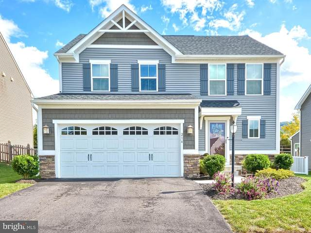 214 Midlothian Way, BOONSBORO, MD 21713 (#MDWA178116) :: The Mike Coleman Team