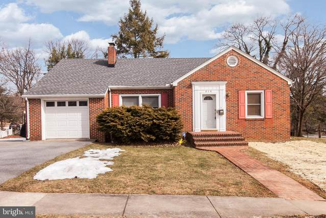 614 Sunset Avenue, HAGERSTOWN, MD 21740 (#MDWA178118) :: Jim Bass Group of Real Estate Teams, LLC