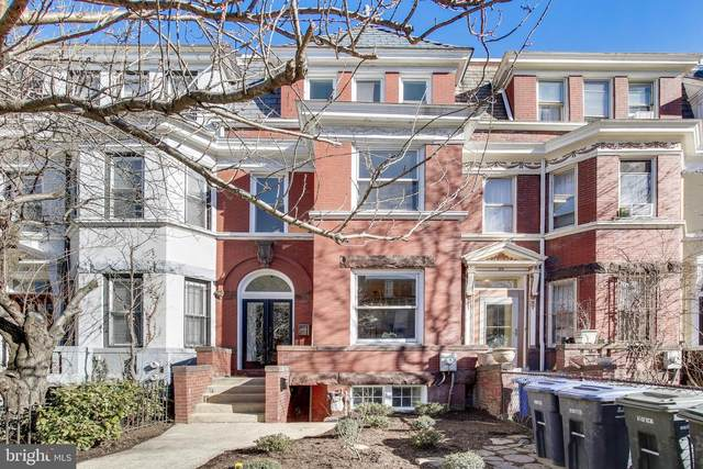 3413 Brown Street NW, WASHINGTON, DC 20010 (#DCDC510670) :: The Daniel Register Group