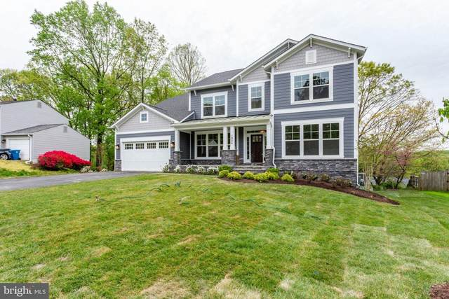 8224 Colby Court, VIENNA, VA 22180 (#VAFX1184148) :: The Riffle Group of Keller Williams Select Realtors