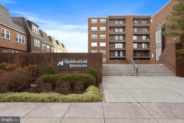 610 N Haddon Avenue, HADDONFIELD, NJ 08033 (MLS #NJCD414330) :: The Sikora Group