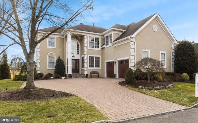 125 Augusta Drive, MOORESTOWN, NJ 08057 (#NJBL392494) :: Keller Williams Real Estate