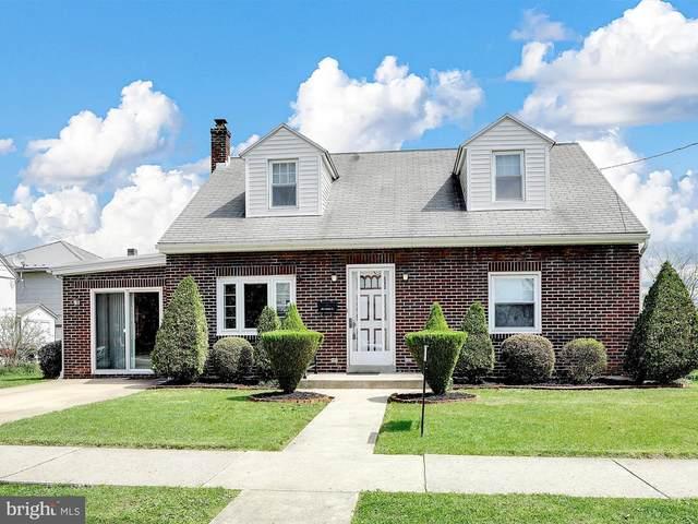 108 S Wilson Street, CLEONA, PA 17042 (#PALN118126) :: The Joy Daniels Real Estate Group