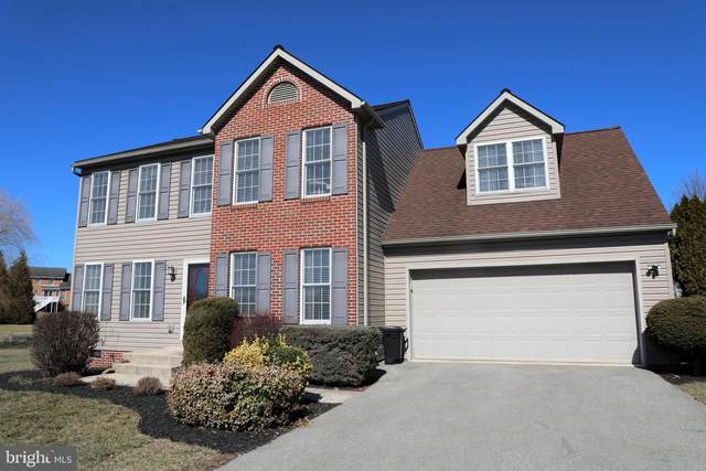 13524 Wellspring Drive, HAGERSTOWN, MD 21740 (#MDWA178124) :: AJ Team Realty